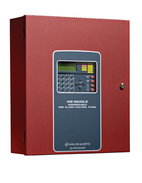 PANEL DE INCENDIO DIRECCIONABLE FIRE-LITE 318 PUNTOS EXPANDIBLE